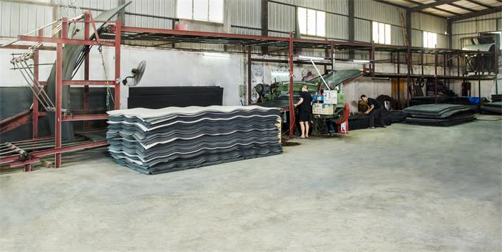 EVA foam sheet cutting line