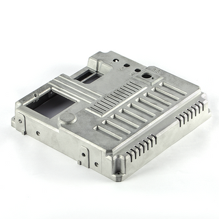 Automotive die casting cover made by Shunho metal solutions
